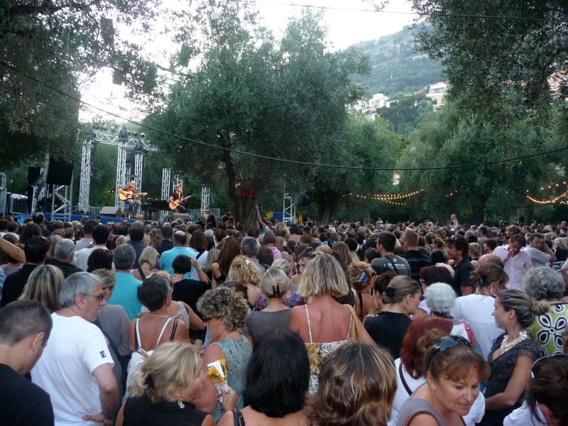 Le festival accueille chaque année de nombreux spectateurs