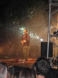 Gérald De Palmas - 2005 | © ville de Beaulieu/mer