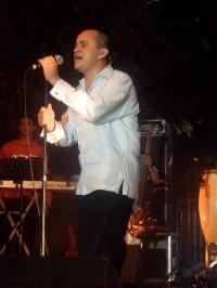 Yuri Buenaventura - 2006 | © ville de Beaulieu/mer