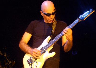Joe Satriani - 2006 | © ville de Beaulieu/mer